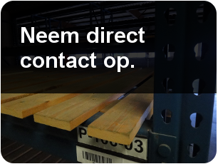 Neem direct contact op.